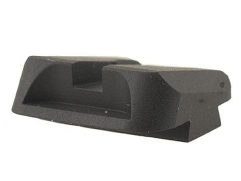Novak Carry Rear Sight Glock Steel Black