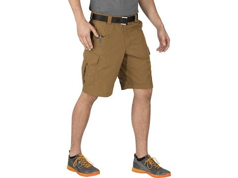 5.11 Men's Stryke Tactical Shorts Canvas Flex-Tac