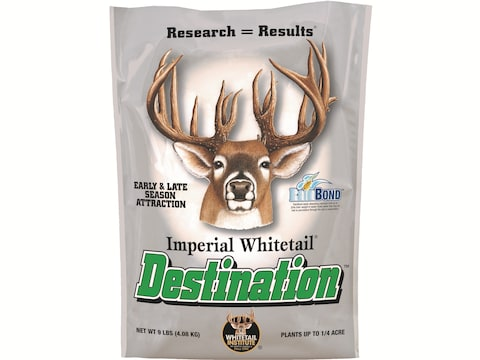 Whitetail Institute Imperial Destination Food Plot Seed 9 lb