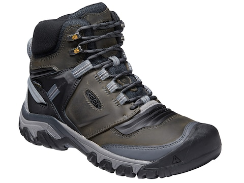 Keen Ridge Flex Mid WP Hiking Boots Leather/Synthetic Men's