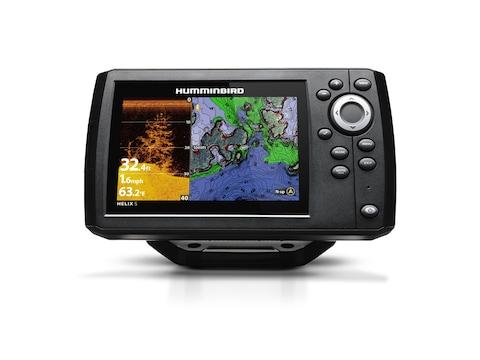 Humminbird Helix 5 CHIRP DI GPS G2 Fish Finder