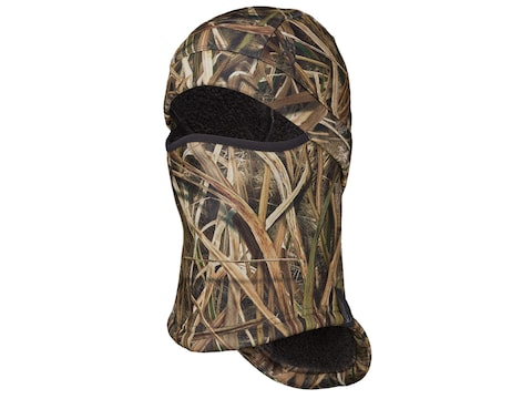 Browning Wicked Wing High Pile Fleece Balaclava Polyester Mossy Oak Shadow Grass Blades...