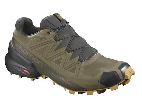 Salomon Speedcross 5 GTX Trail Running Shoes Synthetic