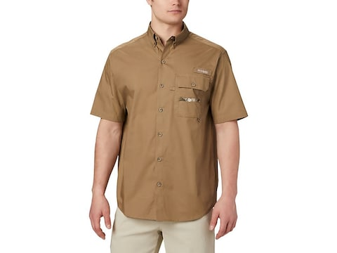 Columbia Men's Sharptail Short Sleeve Shirt