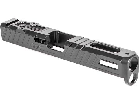 ZEV Technologies Omen Slide with Trijicon RMR Red Dot Sight Cut Glock Gen 3 Stainless S...