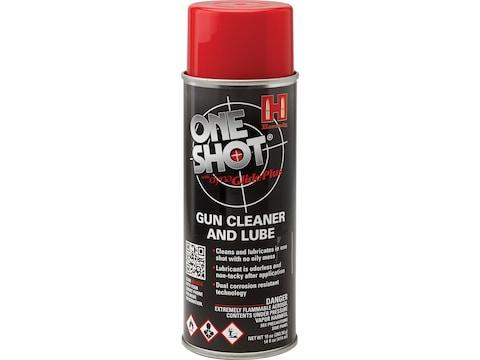 Hornady One Shot Gun Cleaner with Dyna Glide Plus 10 oz Aerosol