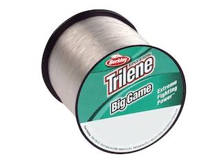 Berkley Trilene Big Game Monofilament Fishing Line 8lb 1700yd Clear