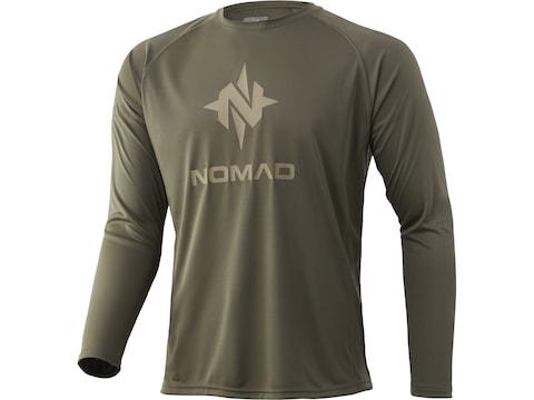 Nomad Men's Pursuit Long Sleeve Logo T-Shirt