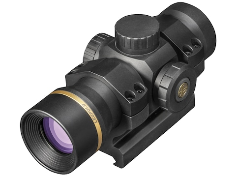 Leupold Factory Blemished Freedom RDS Red Dot Sight 34mm Tube 1x 34 1.0 MOA Dot with Mo...