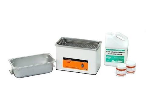 L&R HCS200 Ultrasonic Firearm Cleaning Kit