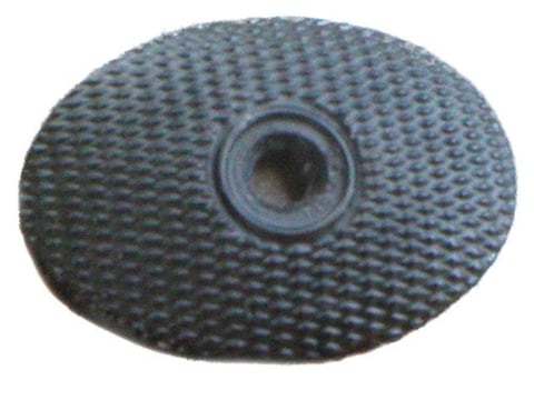Vintage Gun Grip Cap Bernardelli Checkered Polymer Black