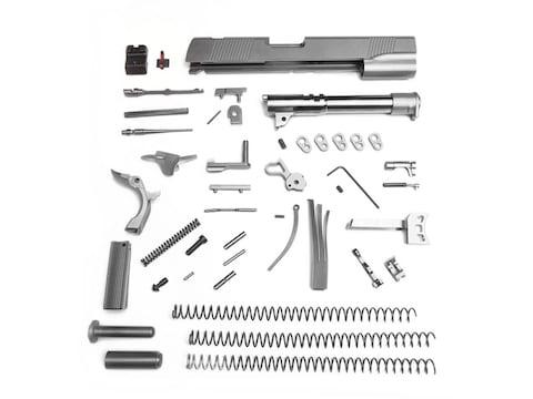 Nighthawk Custom 1911 Government Parts Kit 45 ACP Stainless Steel