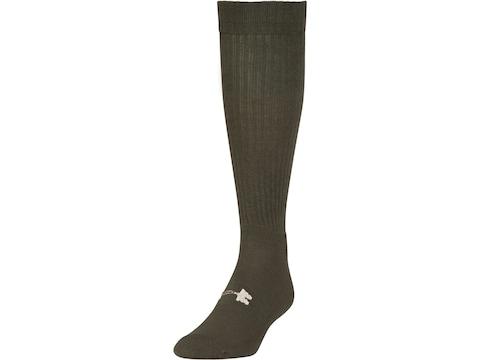 Under Armour Men's UA Tactical Heatgear Over-The-Calf Socks Synthetic Blend