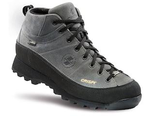 "Crispi Monaco GTX 6"" GORE-TEX Hiking Boots Leather Gray Men's 10.5 D"