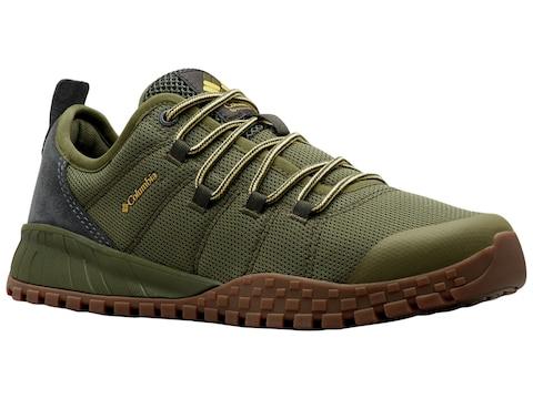 Columbia Fairbanks Low Hiking Shoes Nylon/Suede