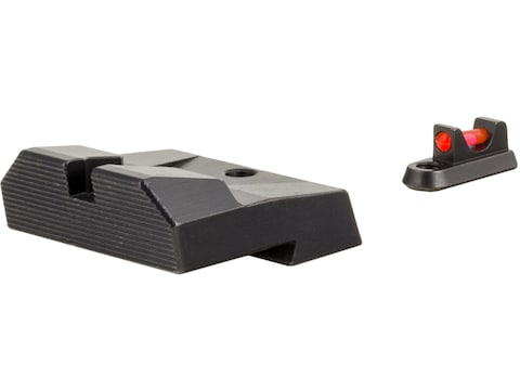 Trijicon Fiber Sight Set CZ P-10, P-10 C Fiber Optic Red, Green