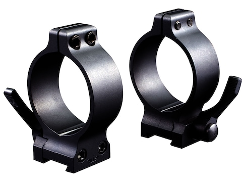 Talley Quick Detachable Scope Rings with Lever