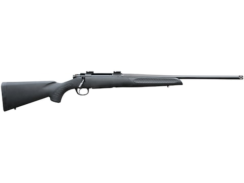 """Thompson Center Compass Rifle 22"""" Barrel 5 Round Synthetic Black"""