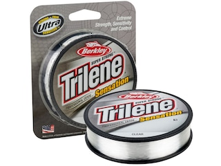 Berkley Trilene Sensation Monofilament Fishing Line 10lb 330yd Clear