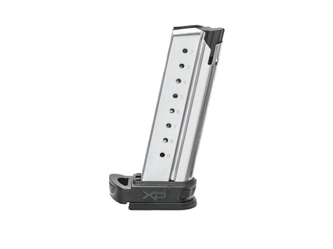 Springfield Armory Magazine Springfield XD-E 9mm Luger 9-Round with Magazine Adapter St...