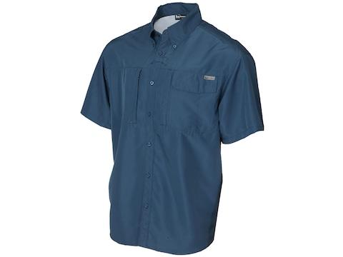 Banded Men's On The Line Performance Fishing Short Sleeve Shirt