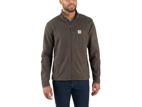 Carhartt Men's Dalton Full Zip Fleece Sweater Polyester