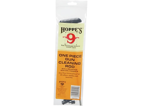 """Hoppe's 1-Piece Universal Rifle and Shotgun Cleaning Rod All Calibers and Gauges 34"""" St..."""
