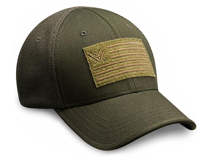 c95683542260 Vortex Optics Flex Fit Patch Cap