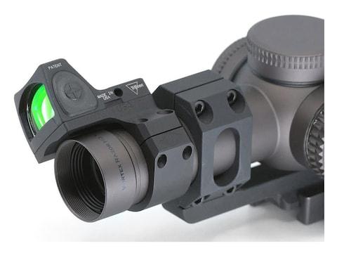 Reptilia ROF-SAR Trijicon RMR Mount 30mm Aluminum Black