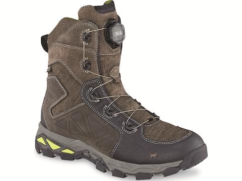 "Irish Setter Ravine BOA 9"" Insulated Hunting Boots Leather/Nylon Men's"