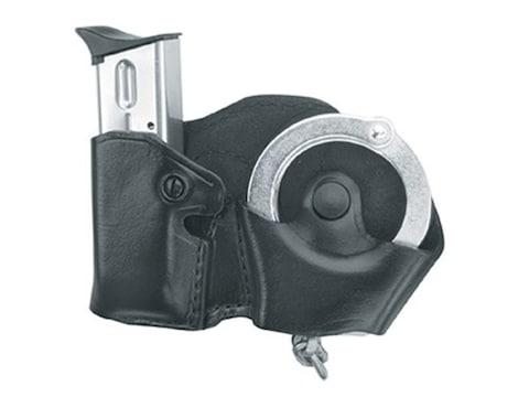 Gould & Goodrich B841 Belt Handcuff and Magazine Carrier Glock 17,19, 20, 21, 22, 23, 2...
