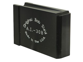 Original Bob Sled Loading Block Accuracy International Chassis System (AICS) 308 Winchester 1-Round Polymer Black