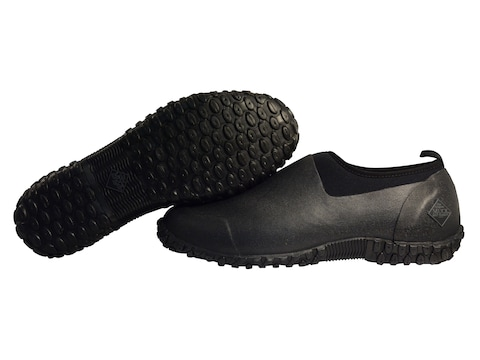 Muck Muckster II Low Hunting Shoes Rubber and Nylon Men's