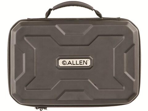 """Allen Exo Handgun Case 12"""" Black"""