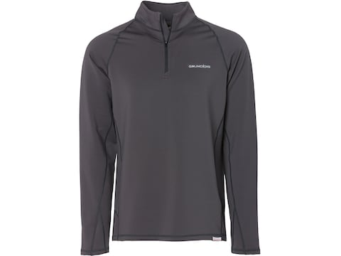 Grundens Men's Grundies Mid 1/4 Zip Shirt