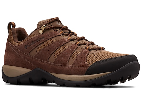 Columbia Redmond V2 Hiking Shoes Suede/Leather