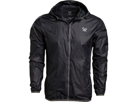Vortex Optics Men's Storm Silencer Full Zip Rain Jacket
