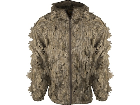 Drake Non-Typical Men's Lightweight Scent Control 3D Leafy Jacket