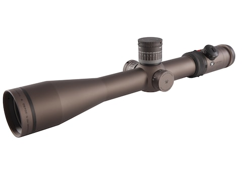 Vortex Optics Razor HD Rifle Scope 35mm Tube 5-20x 50mm Side Focus (25 MOA/Rev) First F...