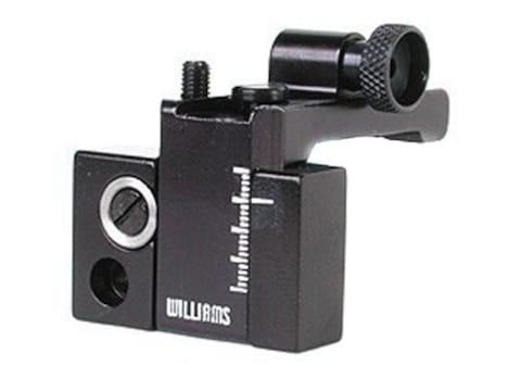 Williams 5D-39A Receiver Peep Sight Marlin 39A Aluminum Black
