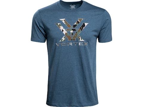 Vortex Optics Men's Camo Logo Short Sleeve T-Shirt
