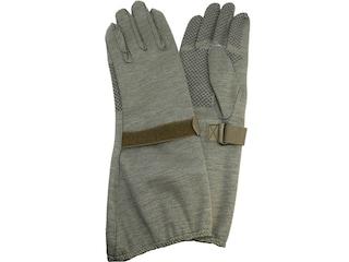 Military Surplus German Nomex Pilot Gloves Grade 1 Large