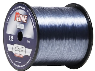 P-Line Original Monofilament Fishing Line 25lb 300yd Smoke Blue