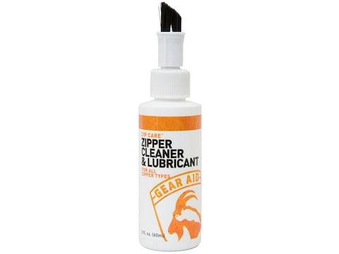 Gear Aid Zip Care Zipper Cleaner & Lubricant Liquid 2 oz