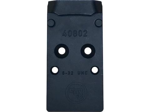 CZ Optics Ready Plate Kit CZ P10, P10C Trijicon RMR, Holosun 407, 507, 508