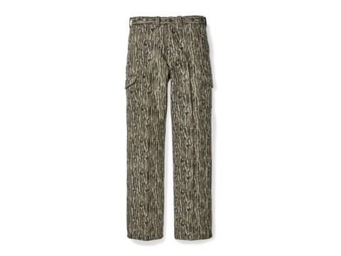Filson Men's Camo Mackinaw Field Pants Wool