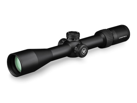 Vortex Optics Diamondback Tactical Rifle Scope 30mm Tube 4-16x 44mm Side Focus First Fo...