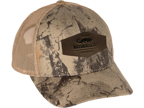 Natural Gear Mid Pro Classic Trucker Cap Natural Camo