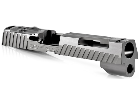 ZEV Technologies Z320 Octane Slide Sig P320 X Full-Size with RMR Cut Stainless Steel