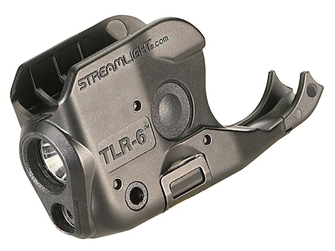 Streamlight TLR-6 Kimber Micro Weapon Light LED and Laser Polymer Black